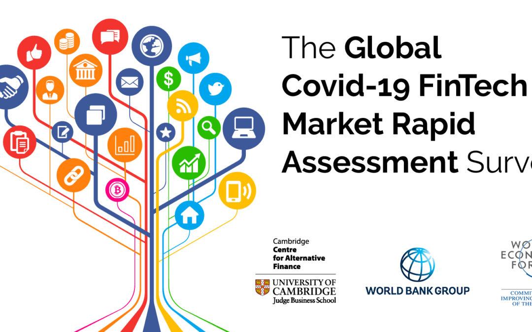IMPORTANT:  Global Alternative Finance Industry Benchmark & Covid-19 Rapid Assessment Survey