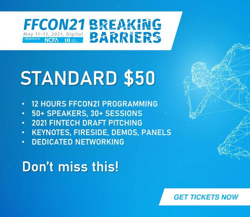 FFCON21 Ticket 1