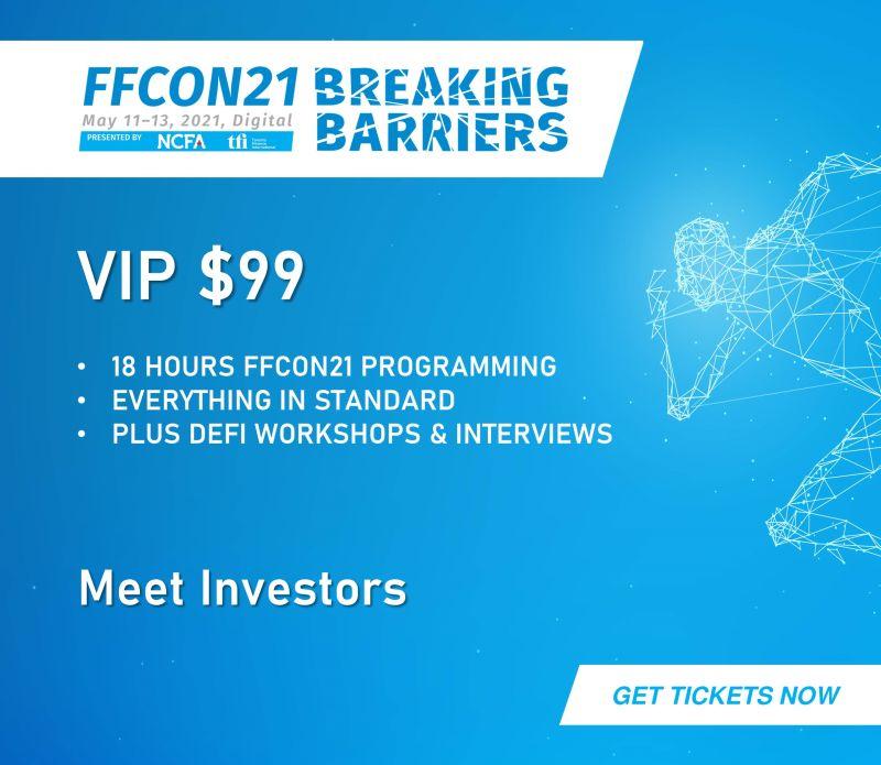 FFCON21 Ticket 2